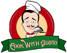 Cook With Gusto