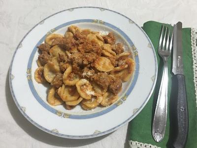 Cannonata Spicy Orecchiette 20