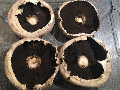Portobello Mushroom Pizza 01