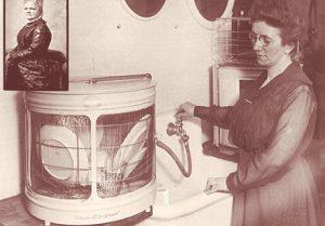 the fist dishwasher