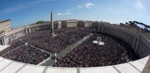 Easter Mass in Vatican