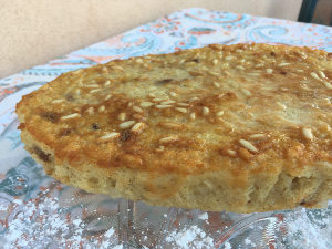 taste_with_gusto_rice_cake_recipe_baked_glutenfree_serve