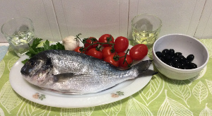 sea_bream_acqua_pazza_recipe_ingredients