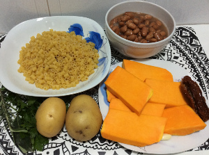 Pasta_squash_beans_sundriedtomatoes_taste_with_gusto_ingredients