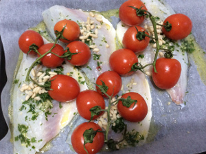Sea_bream_ginger_cherry_tomatoes_recipe_bake_2