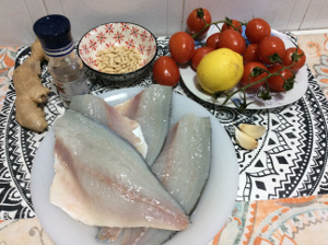 Sea_bream_ginger_cherry_tomatoes_recipe_ingredients
