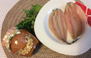 Mackerel_with_Cannonata_and_herbs_ingredients
